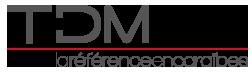 logo TDM Transport Martinique Guadeloupe